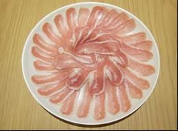 国産豚とろしゃぶしゃぶ鍋用
